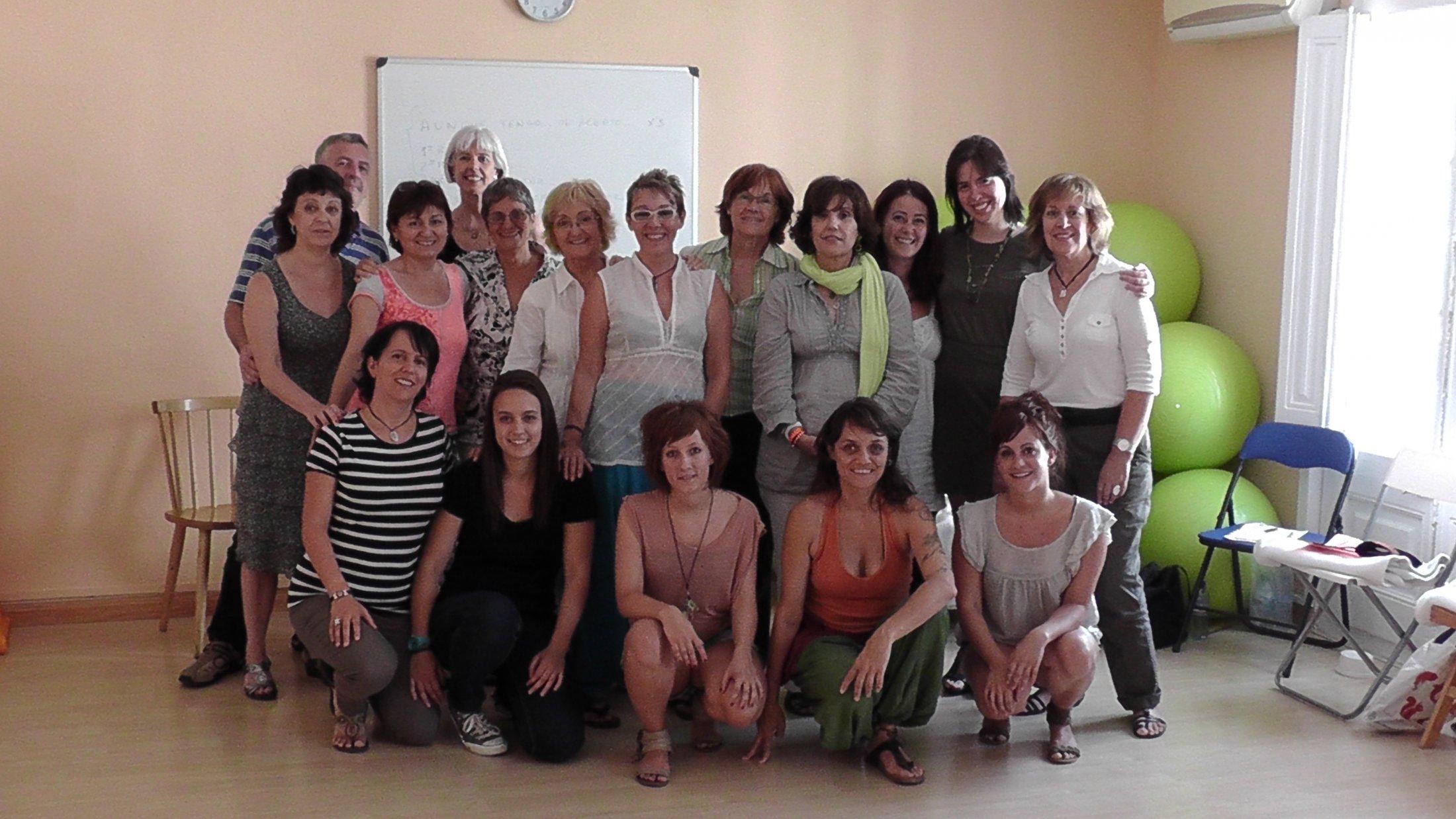 Curso EFT Tapping 6 y 7 Barcelona Julio 13