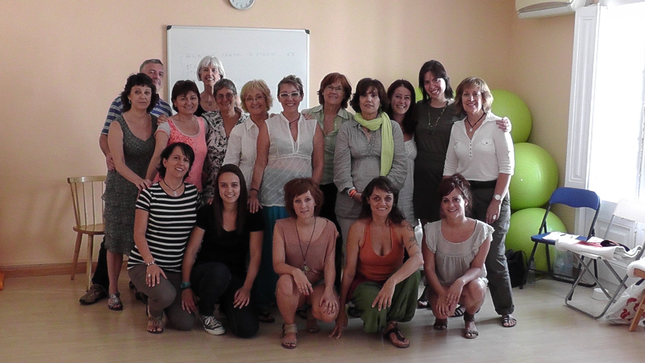 Curso EFT Tapping 6 y 7 Julio 13