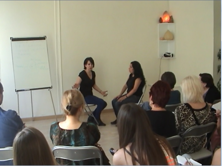 Charla EFT Tapping 3