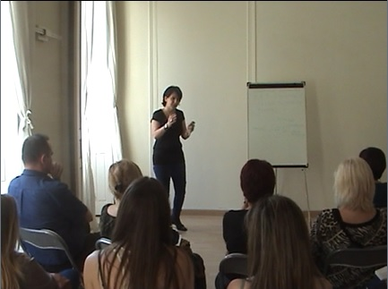 Charla EFT Tapping