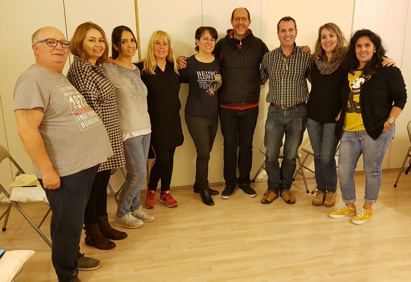 Curso Tapping Barcelona Abril 2019