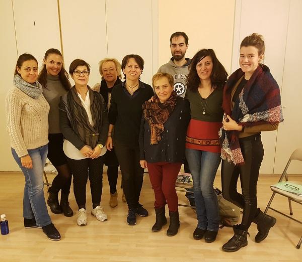 Curso De Formación Tapping Barcelona Enero 2018 Web