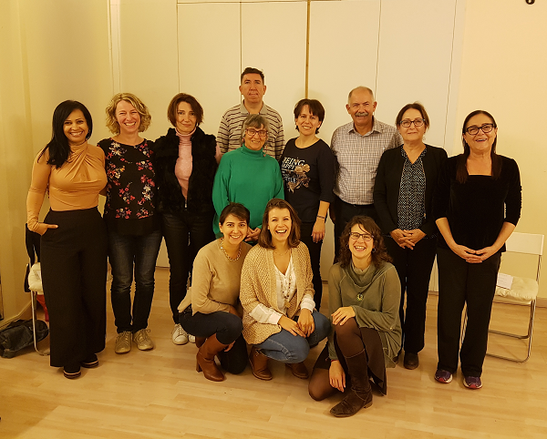 Curso De Formación De EFT Tapping Barcelona Noviembre 2017