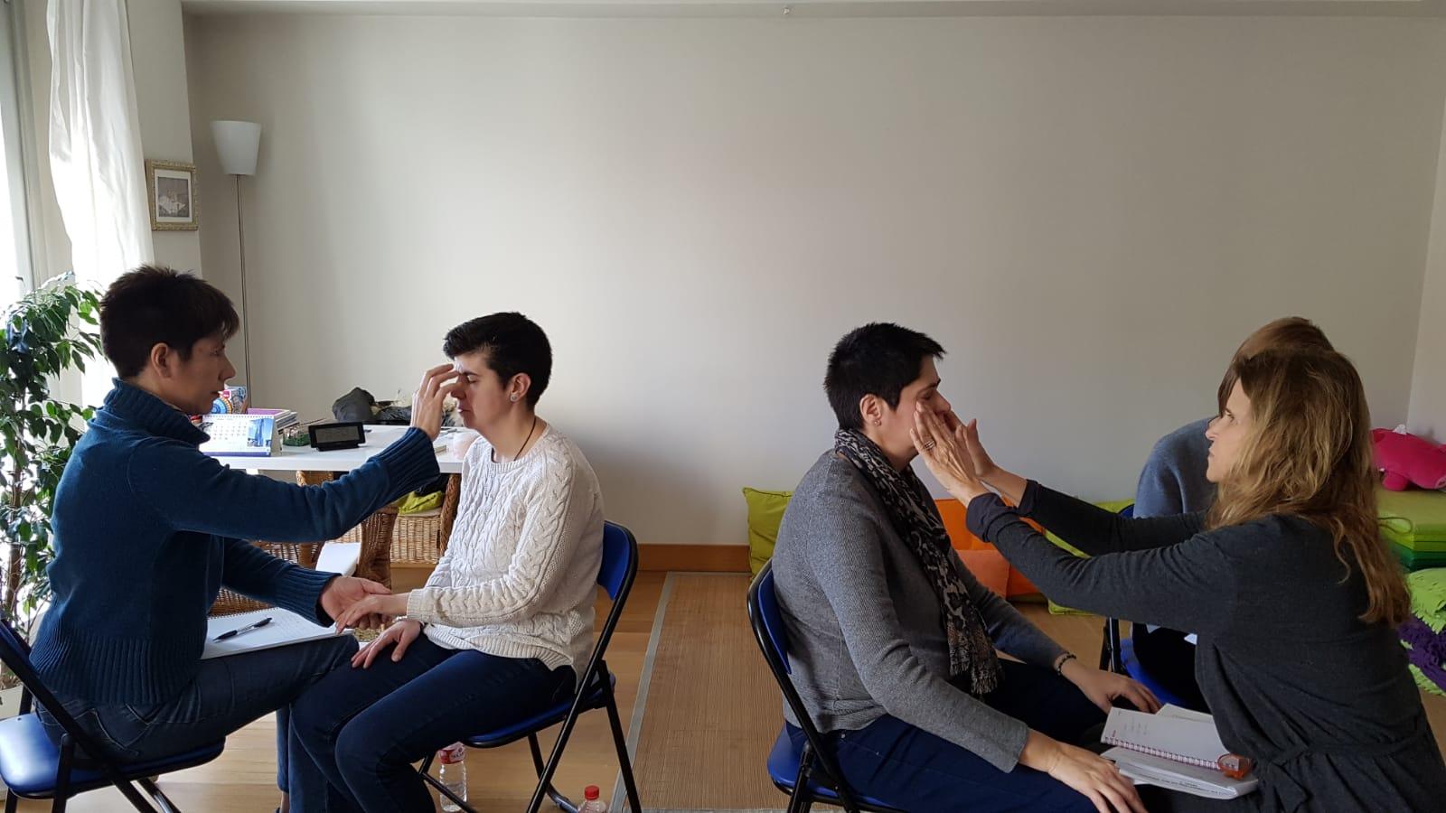 Curso Formación Tapping Bilbao Febrero 2019