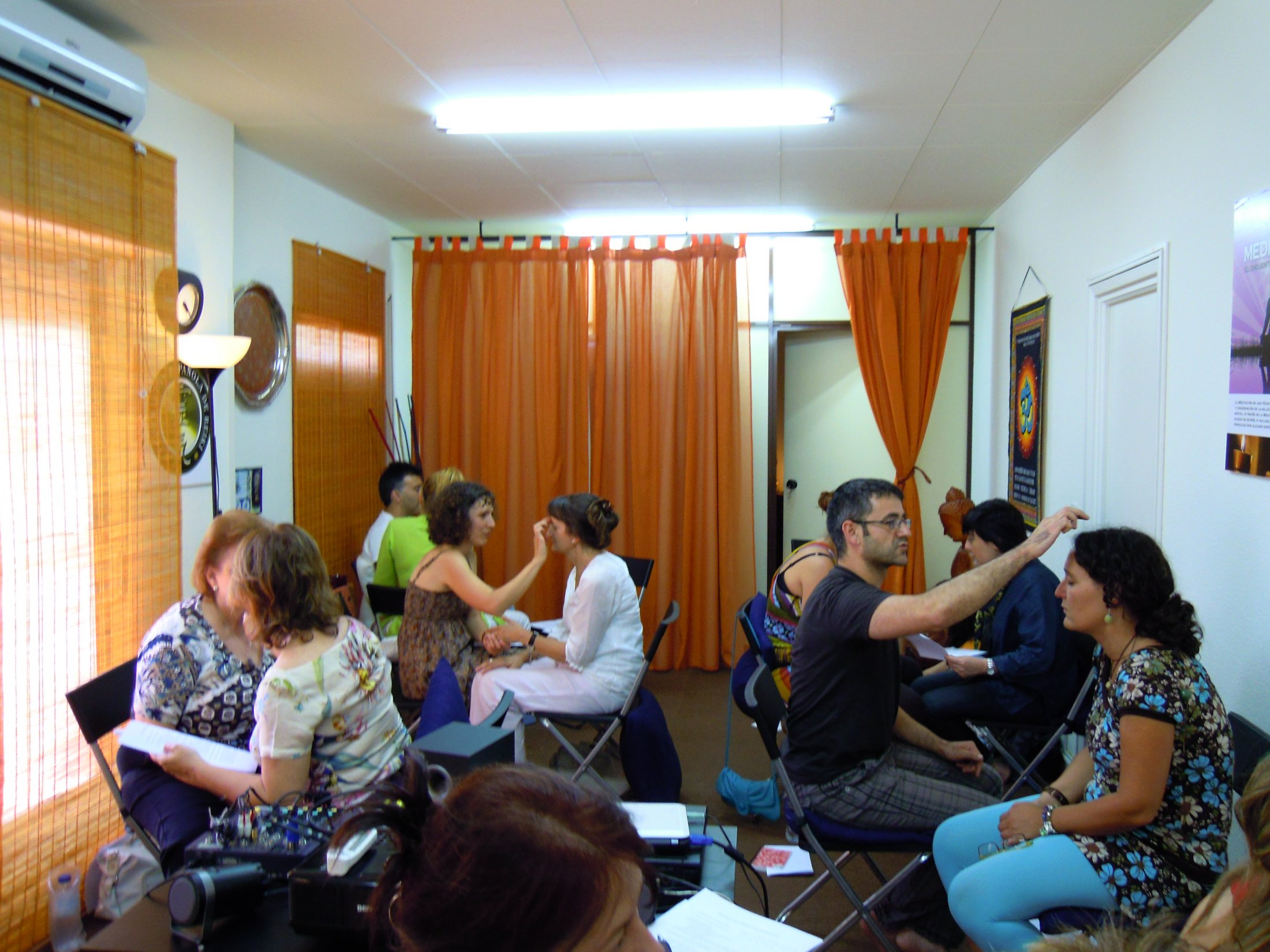 Curso EFT Madrid 2011
