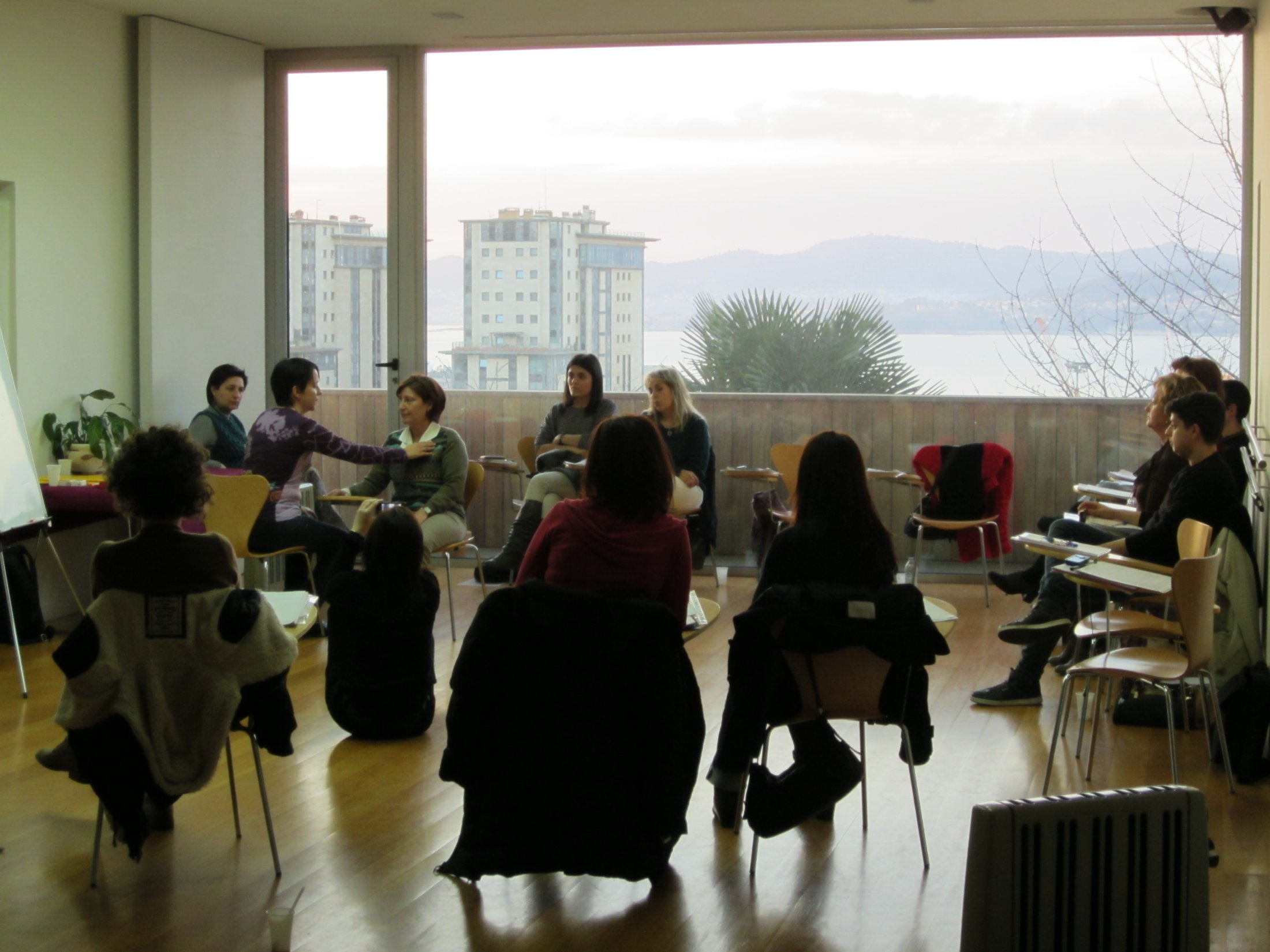 Curso EFT Tapping febrero 2012
