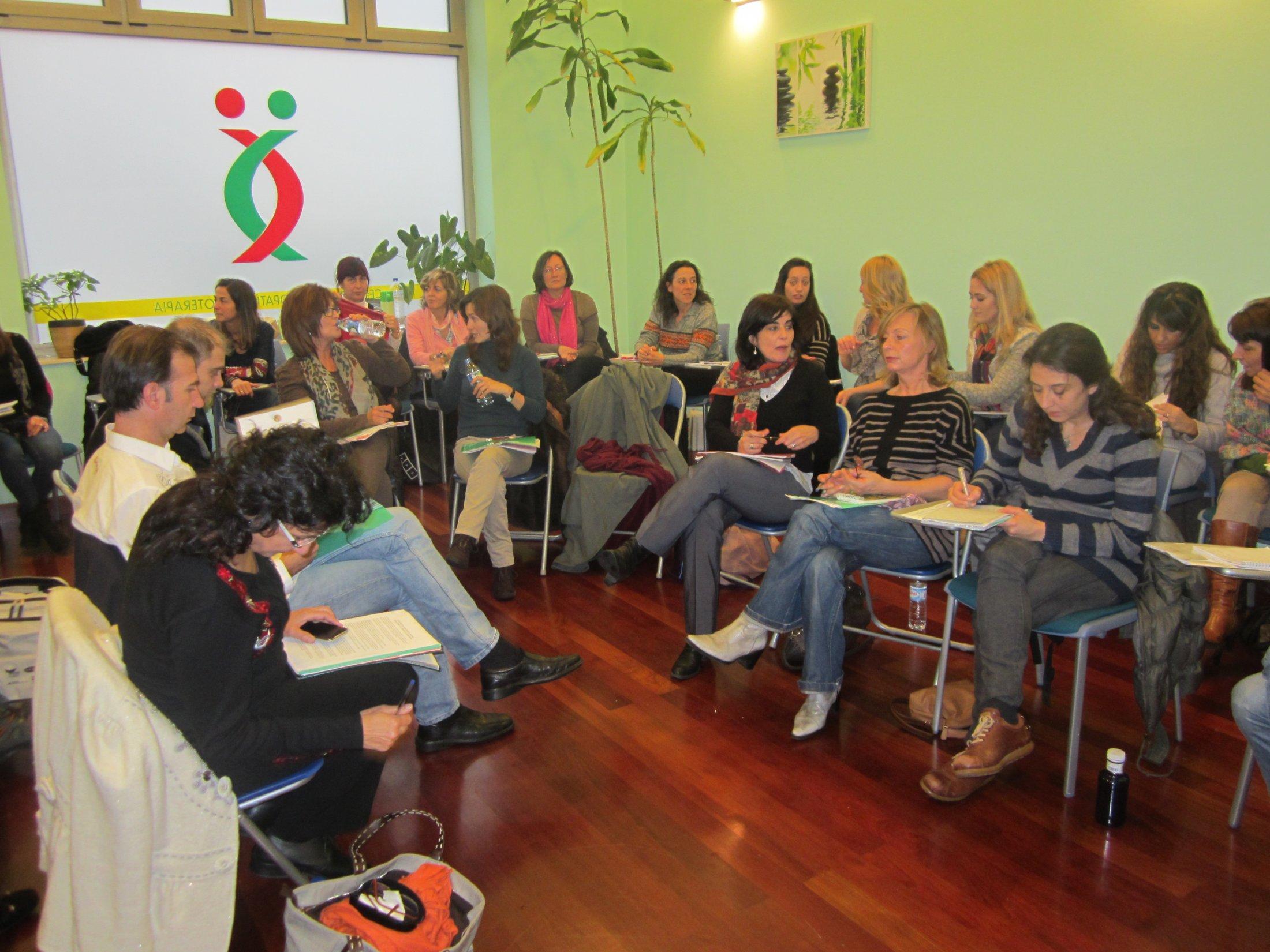Curso EFT Tapping Gijón diciembre 2012
