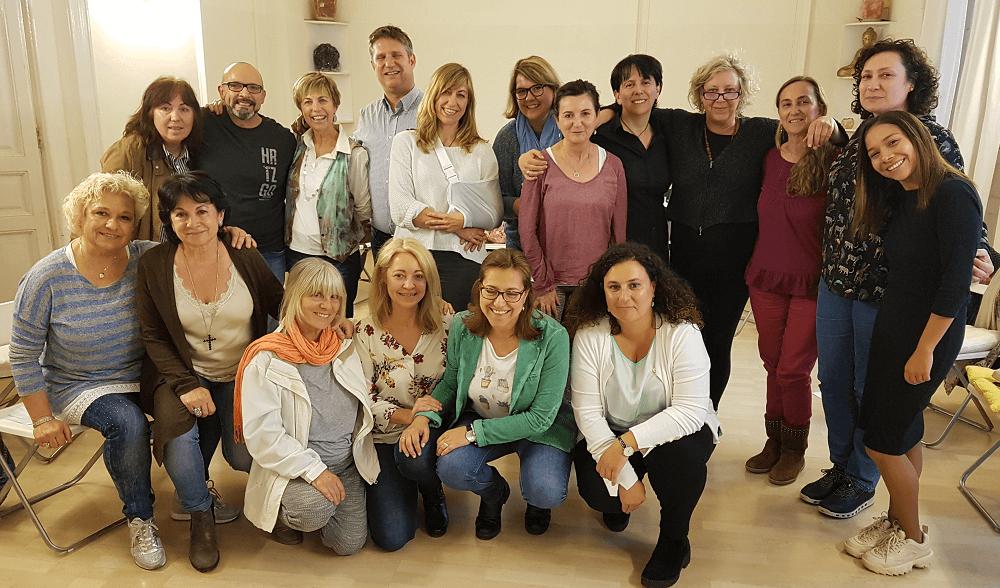Taller Aprende A Quererte Con Tapping En Barcelona Mayo 2019