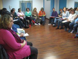 Curso Tapping Madrid noviembre 2012