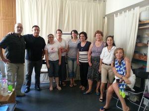 Curso tapping Sevilla junio 2013