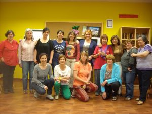 Curso EFT-Tapping Asociación la Xana, Gijón