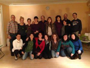 Curso EFT-Tapping Barcelona Febrero 2013