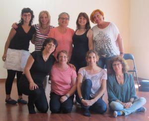 Curso EFT Tapping Barcelona octubre 2014