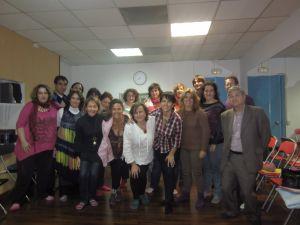 Curso EFT-Tapping Madrid noviembre 12-2