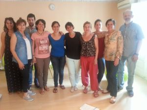 Curso EFT Tapping N1 Barcelona 7.14
