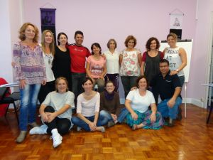 Curso EFT Tapping Tarragona 1