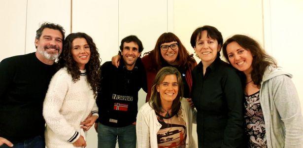 Curso EFT Tapping Barcelona Enero 2019