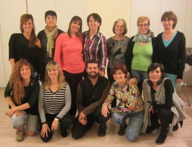 Curso Tapping Barcelona Noviembre 2016