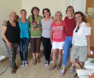 Curso Tapping Barcelona Nivel 1 Julio 2015