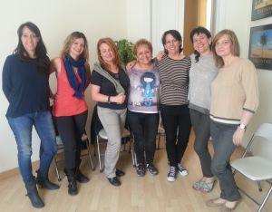 Curso Tapping Barcelona Mayo 2015