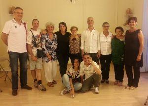 Curso Tapping Barcelona Nivel 1 Septiembre 2015