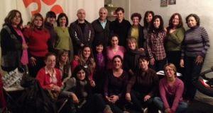Curso Tapping Bilbao 2011