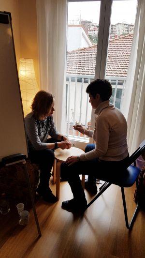 Curso Tapping Bilbao Febrero 2019