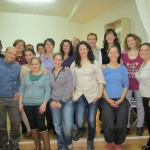 Curso Tapping Madrid 2014