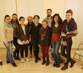 Curso De Formación Tapping Barcelona Enero 2018