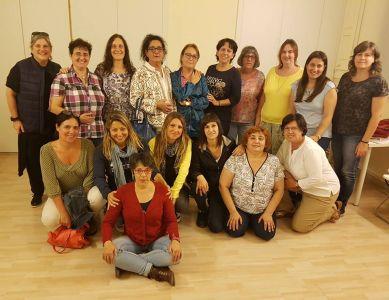 Curso De Formación De EFT Tapping Barcelona Septiembre 2017