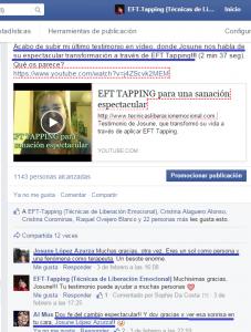 EFT Tapping para la sanación