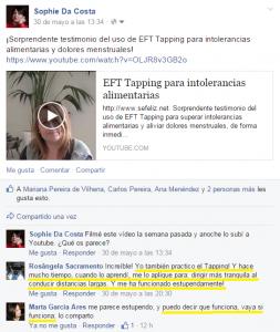EFT Tapping para las intolerancias alimentarias