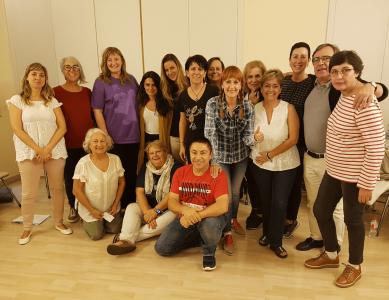 Curso EFT Tapping Barcelona octubre 2019