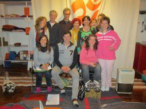 Curso EFT Tapping Bilbao mayo 2013