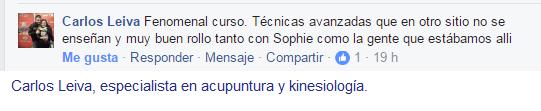Testimonio Facebook