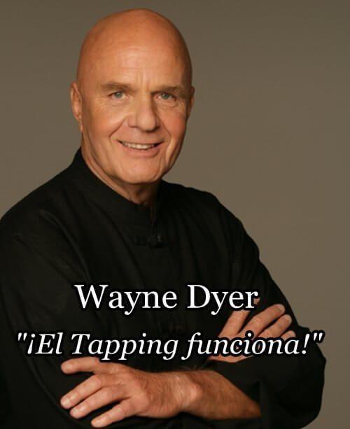 Sophie Da Costa Tapping Wayne Dyer