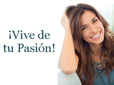 Mentoría <br> ¡Vive de tu pasión!