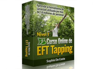 Curso de Tapping online Sophie Da Costa