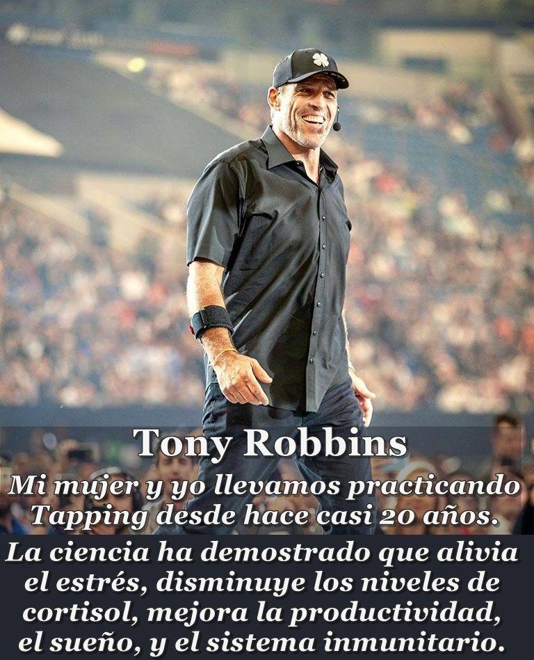 Tony Robbins Tapping