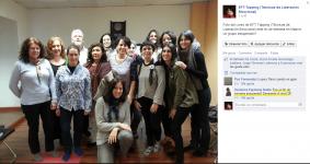 Curso EFT Tapping en Madrid